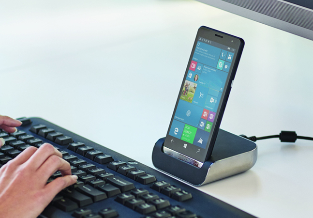 The New HP Windows Phone Means Business -- Redmondmag com