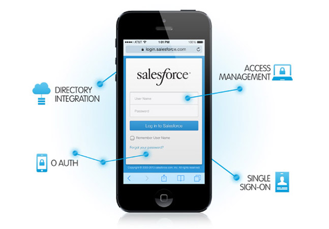 Salesforce com Challenges Active Directory with Single Sign