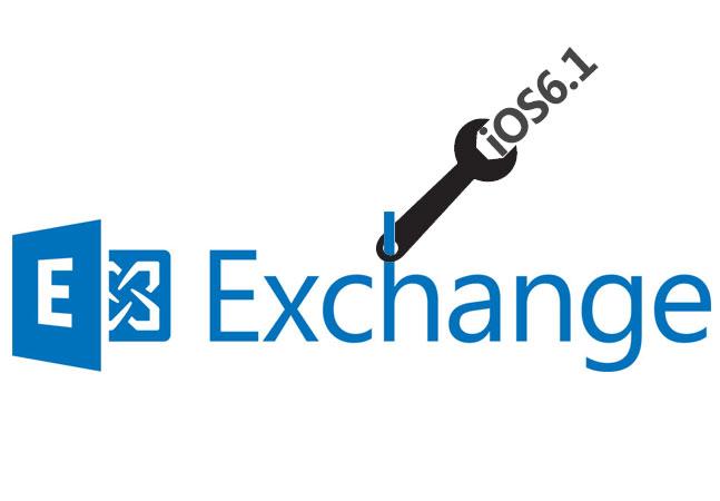 Exchange 2010 SP3 Update Fixes Apple iOS 6 1 Sync Flaw