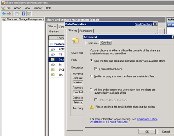 Windows 7 and Windows Server 2008 R2: Improving the Branch