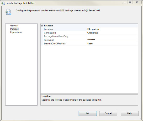 Calling Child Packages in SSIS -- Redmondmag com