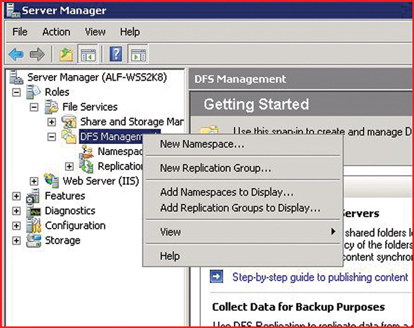 DFS Best Practices: How To Ditch Windows File Replication