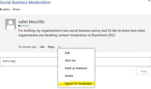 Configuring and Using SharePoint 2013 for a Social Enterprise