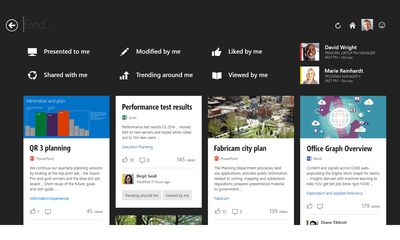 Microsoft Demos New Office 365 and SharePoint Online