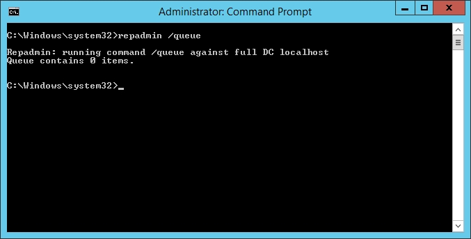 How To Use Repadmin for Active Directory Troubleshooting