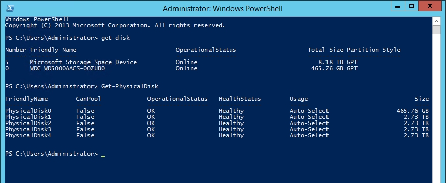 Using PowerShell To Evaluate Storage Health -- Redmondmag com