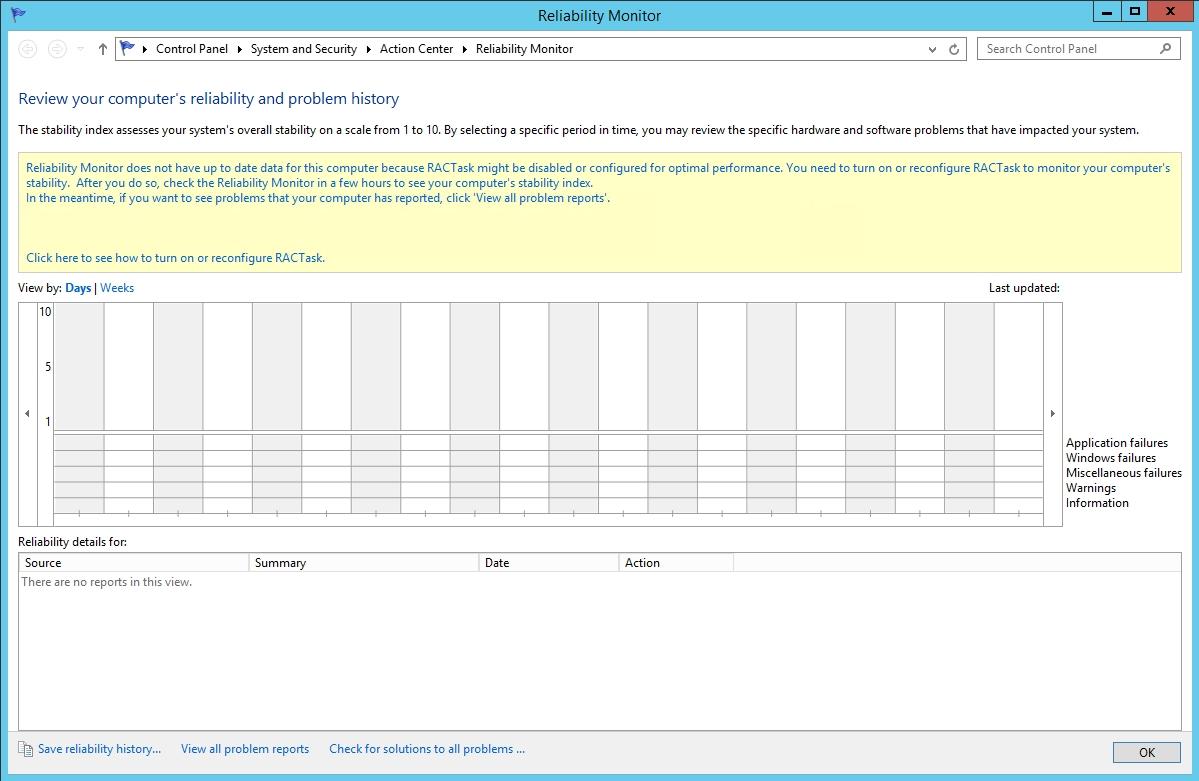 How To Use the Windows Reliability Monitor -- Redmondmag com