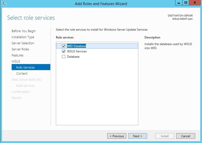 How To Deploy WSUS in Windows Server 2012 R2 -- Redmondmag com