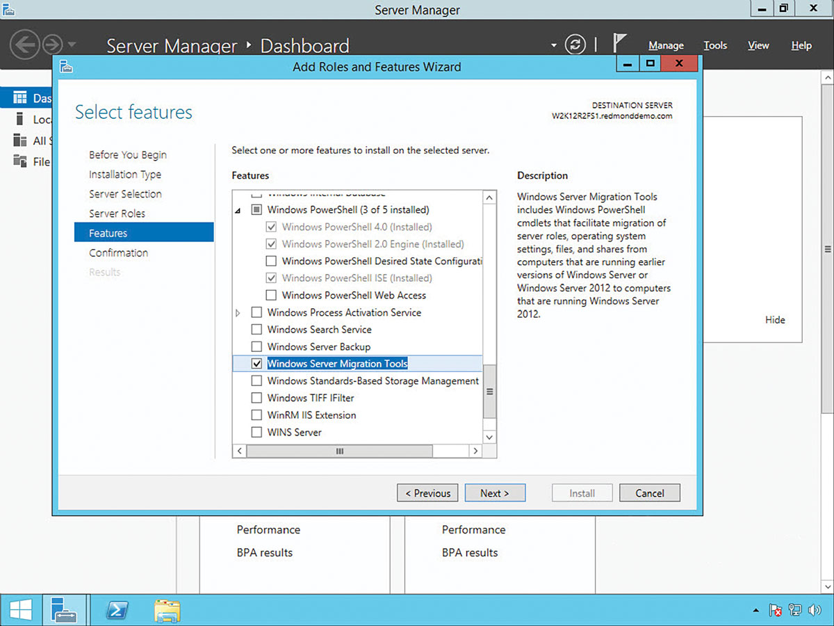 13 Steps To Move Files Off Windows Server 2003 -- Redmondmag com