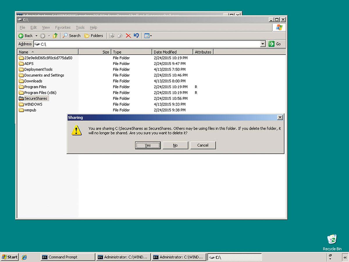 13 Steps To Move Files Off Windows Server 2003 -- Redmondmag com