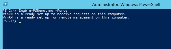 How To Run PowerShell Commands Against a Remote VM