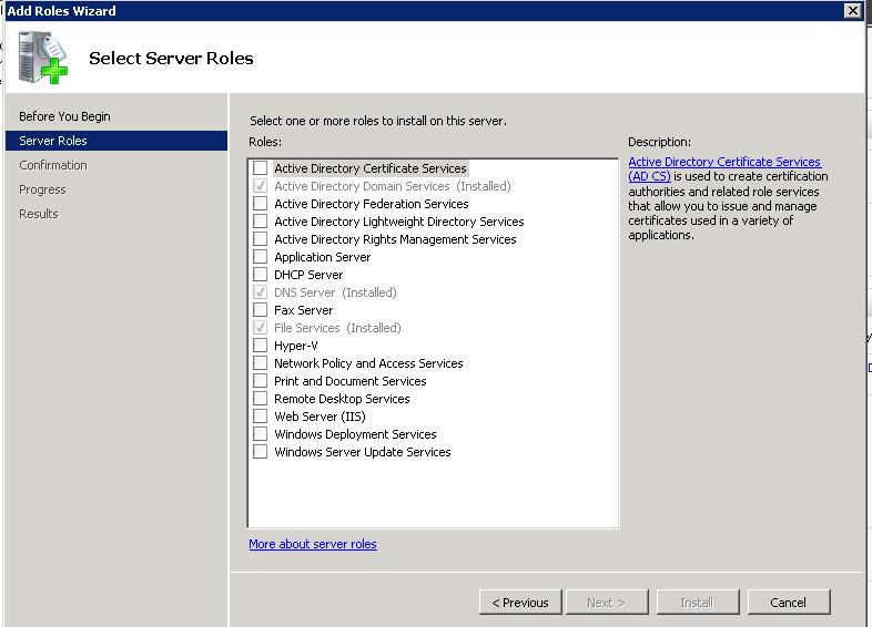 Breaking Down Server Roles in Active Directory -- Redmondmag com