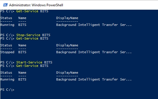 How To Use PowerShell To Manage System Services -- Redmondmag com