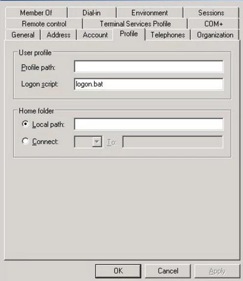 Exploring Logon Scripts for Active Directory -- Redmondmag com