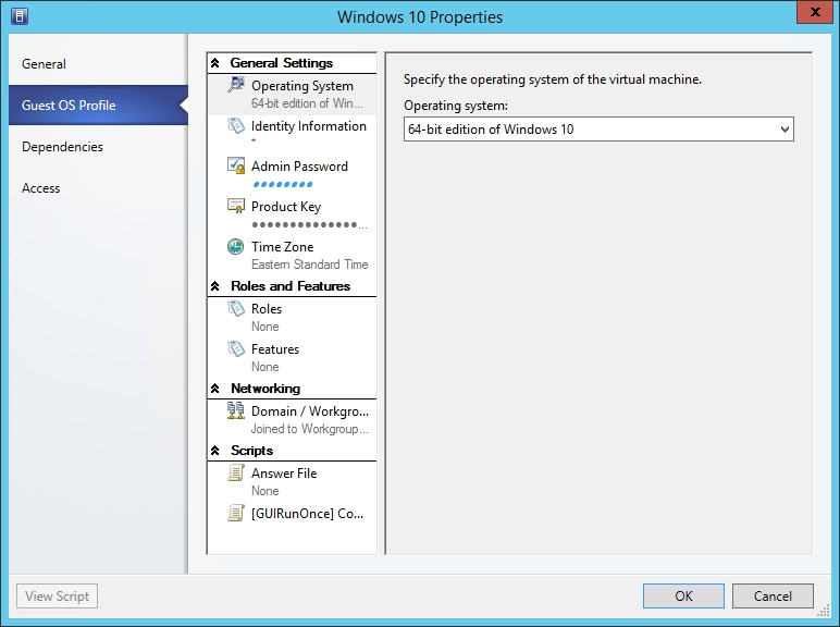 How To Make Sysprep Work with Windows 10, Part 1