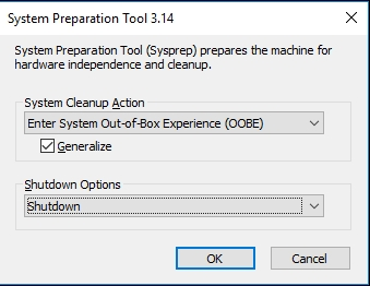 How To Make Sysprep Work with Windows 10, Part 2