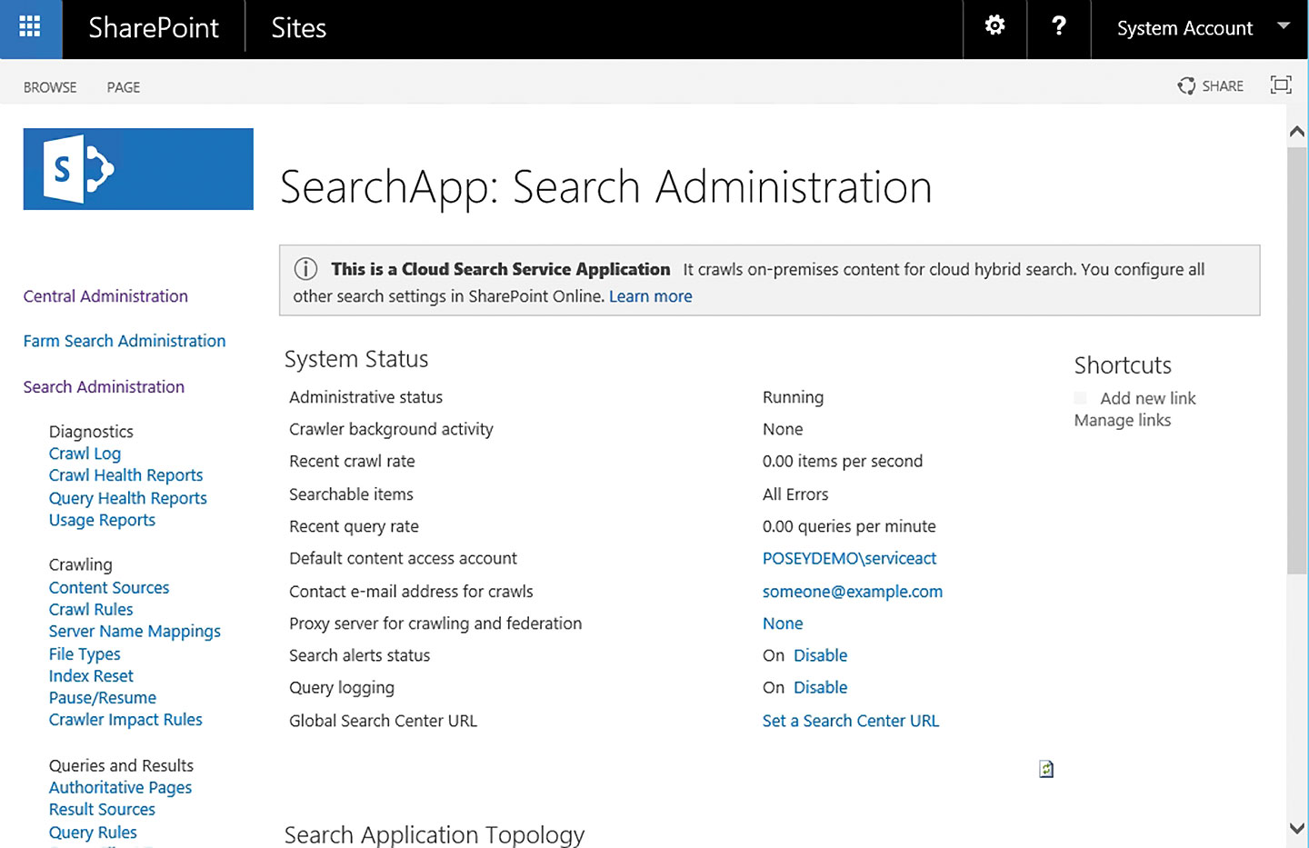 Hybrid Search with SharePoint and Office 365 -- Redmondmag.com