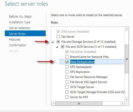 How To Get Started with Deduplication in Window Server 2012
