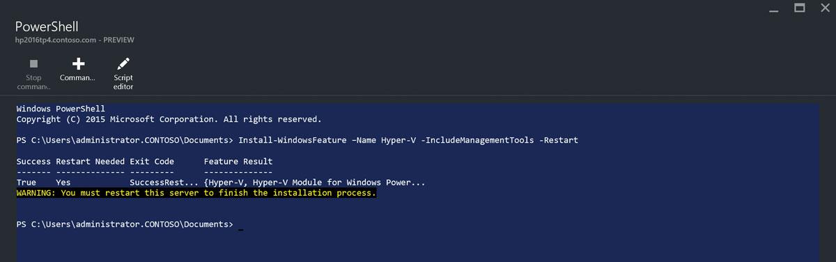 Azure Delivers with Remote Server Management Tools -- Redmondmag com