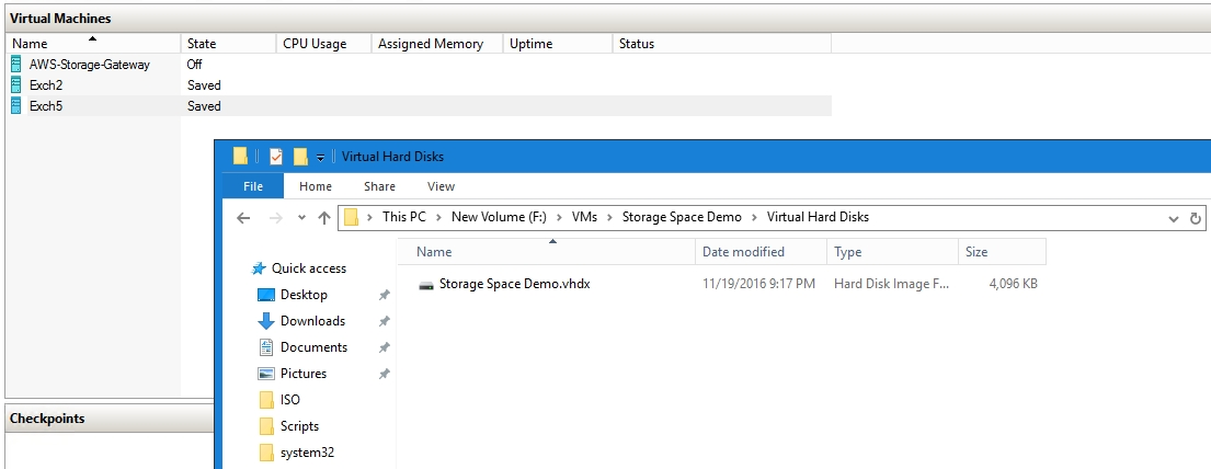 How To Reclaim Storage Space from Hyper-V Virtual Machines