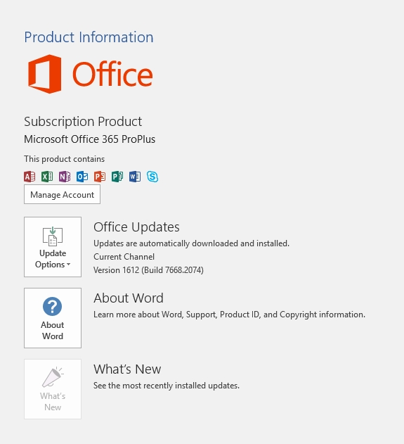 Why You Might Not Be Getting the Latest Office 365 Updates