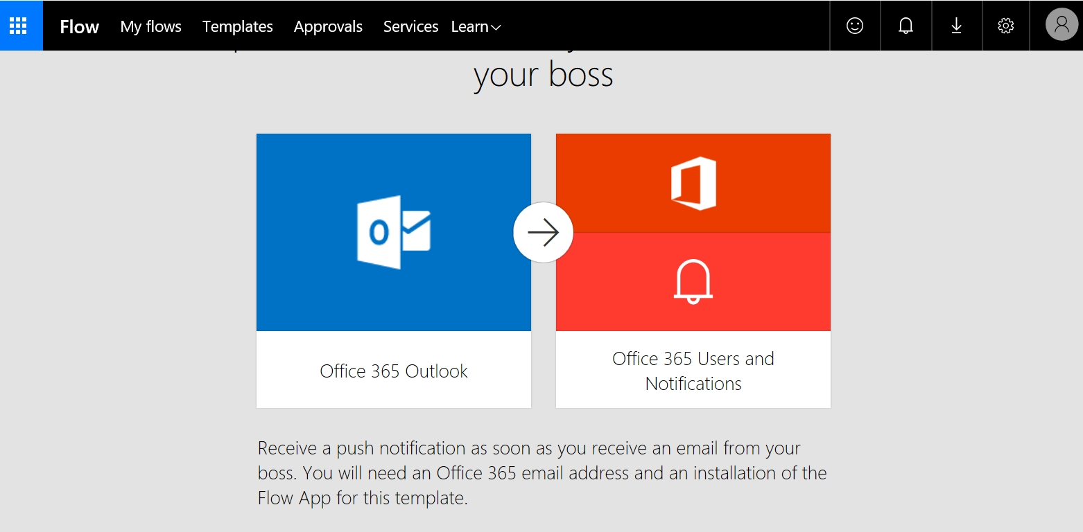 Building Workflows With Flow For Office 365 Redmondmagcom