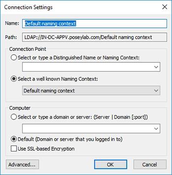 How To Edit the Active Directory Using ADSI Edit -- Redmondmag com