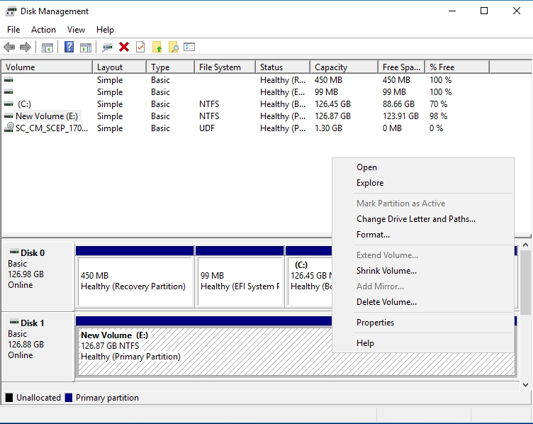 How To Shrink Hyper-V Virtual Machine Volumes -- Redmondmag com