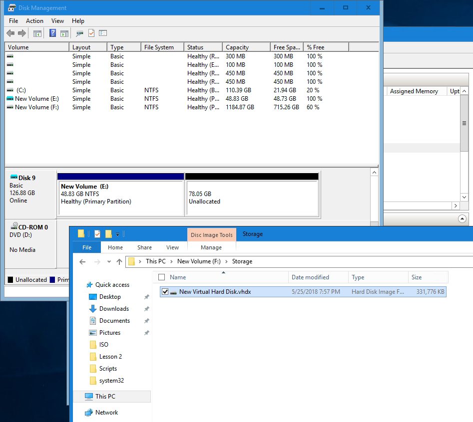How Much Space Do You Get by Shrinking a Hyper-V VHD? -- Redmondmag com