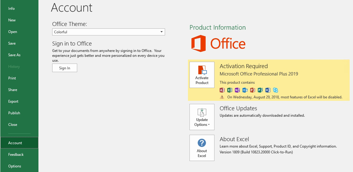 Office 2019: Meet the New Office, Same as the Old Office