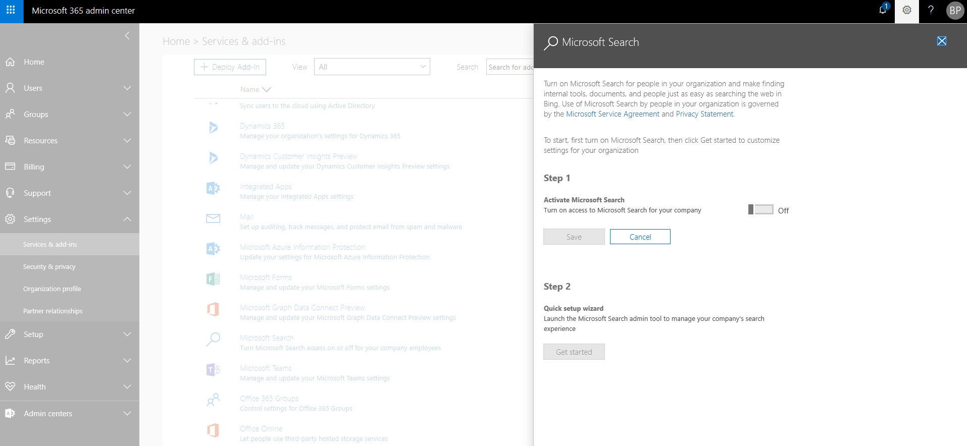 Enabling Microsoft Search Within Office 365 -- Redmondmag com