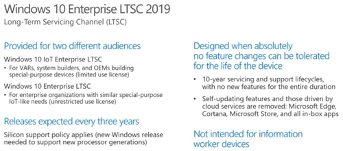 windows 10 enterprise ltsc 2019 x64 oem