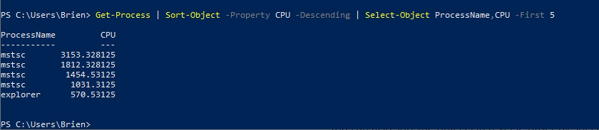 How To Sort Objects in PowerShell -- Redmondmag com
