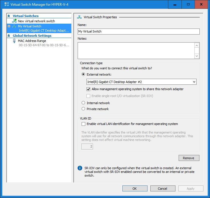 Getting a Handle on Hyper-V Virtual NICs -- Redmondmag com