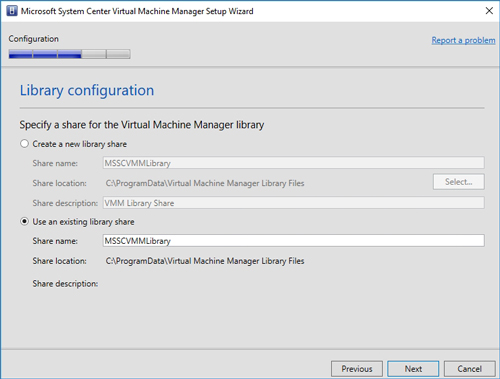 Upgrading to System Center Virtual Machine Manager Version
