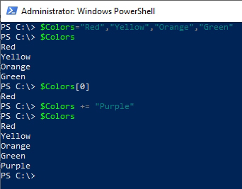 How To Create Multi-Dimensional Arrays in PowerShell
