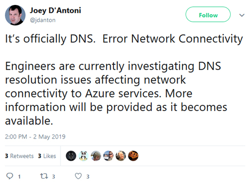 SharePoint, Azure, Office 365, Teams Suffer Outage Thursday