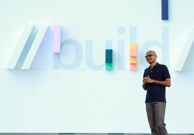Nadella's Build Keynote Centers on Microsoft Azure for