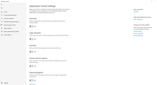 Windows Defender Application Guard: First Look -- Redmondmag com