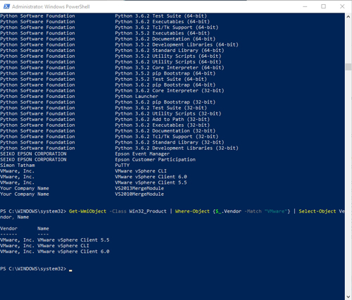 How To Use PowerShell To Locate a Specific Application