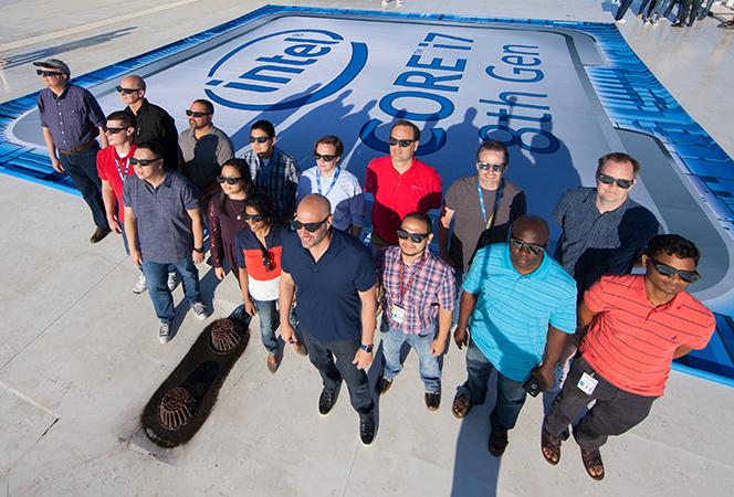53837f06d0e09 Intel Showcases Solar Eclipse in Launch of 8th Gen Core Processors